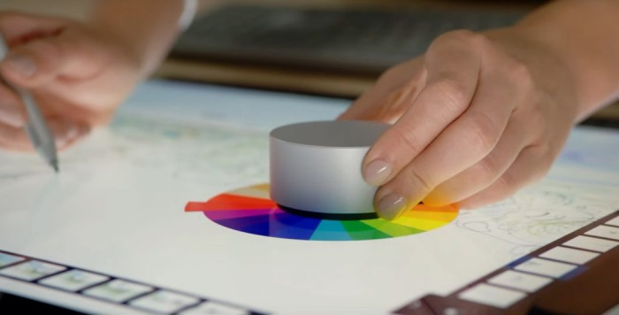 Photoshop 19.1更新:全面支持Surface Dial